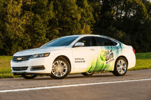 Beer and Food Scraps Can Power Chevrolet's Bi-fuel Impala