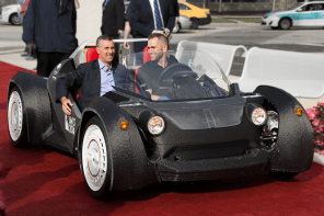 Local Motors builds the world's first 3D printed electric car