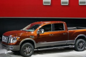 New Nissan Clean Diesel Truck Unveiled at Detroit Auto