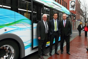 Louisville: All-electric ZeroBus Fleet Launches