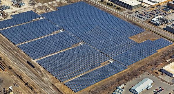 Maywood solar
