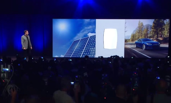 Rush for Tesla Batteries Shifts Storage Paradigm