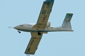 History Made as Electric Aircraft Crosses English Channel