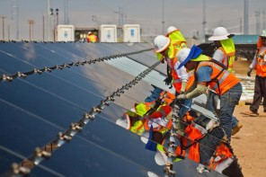 California Goes for 50% Renewables by 2030