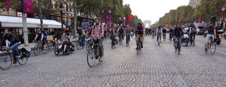 Journee Sans Voiture, Paris