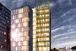 Portland Gets on Board With Tall Wood Construction