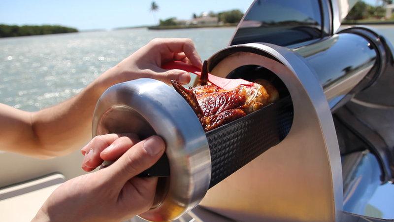 GoSun solar grill
