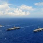 US Navy Great Green Fleet Biofuel Vessels