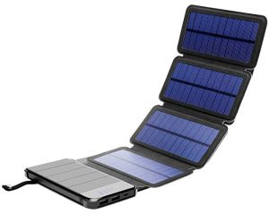 iBose Solar Phone Charger