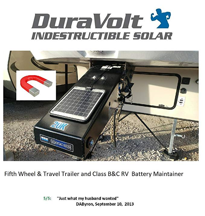 DuraVolt Magnetic Battery Maintainer