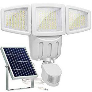Lovin Product Security Solar Wall Light
