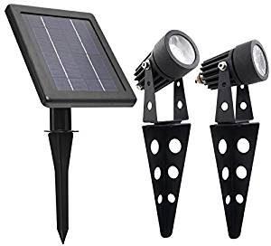 Solar Light Mart MINI Solar Spotlight