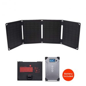 Voltaic Systems Arc 20 Rapid Solar Laptop Charger
