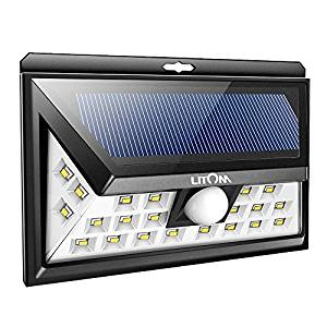 Litom Outdoor Solar Light