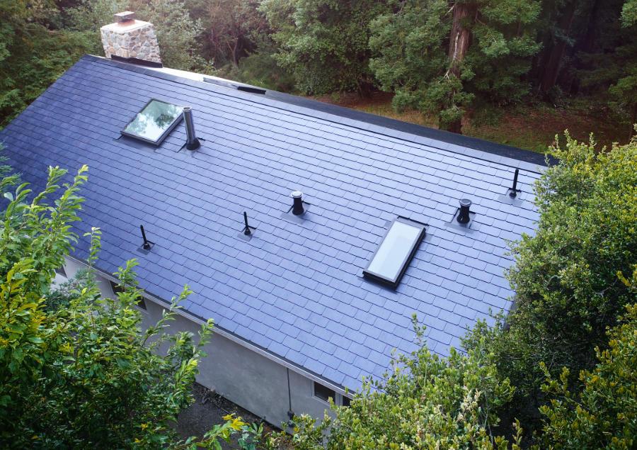 Tesla Solar Panels Cost >> Tesla Solar Roof Cost Vs Solar Panels Earthtechling