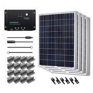 Renogy 400 W Solar Starter Kit