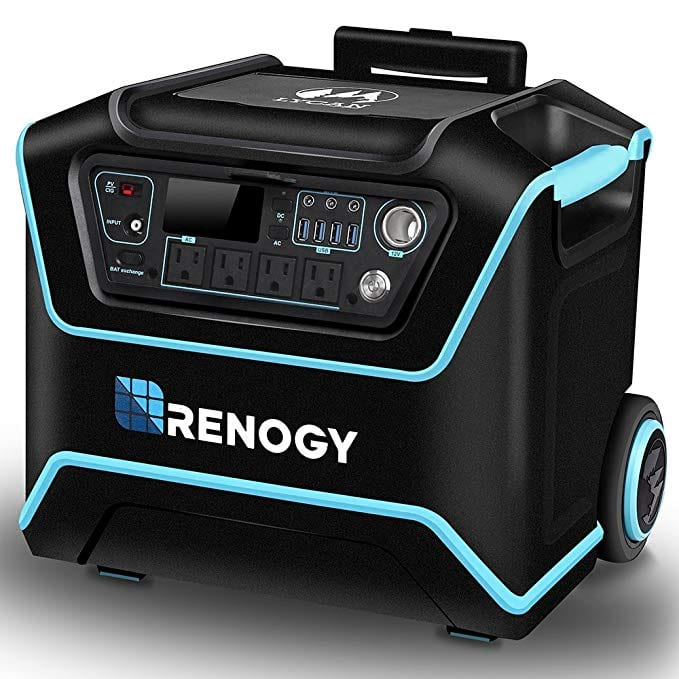 Renogy Lycan Powerbox Solar Generator