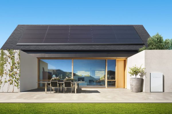 Musk shifts focus tesla solar panels and powerwall