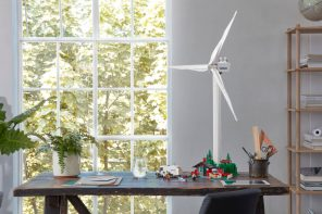lego is buying US solar firm enerparc