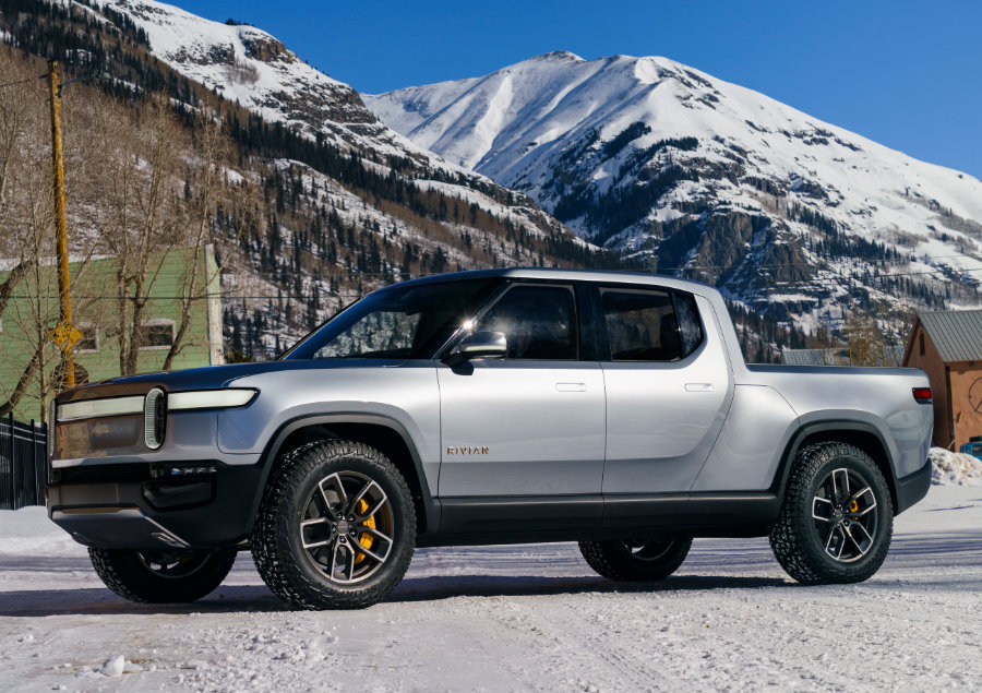 Ford Invests $500 Million in Electric Truck Maker Rivian ...