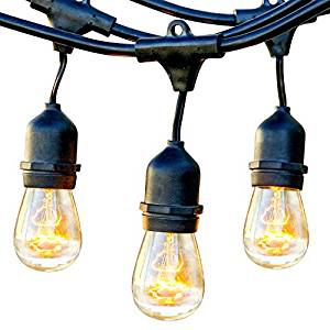 Brightech-Ambience Pro Waterproof Outdoor String Lights