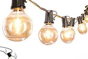 Brightown Patio String Lights