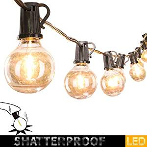 Brightown Patio String Lights