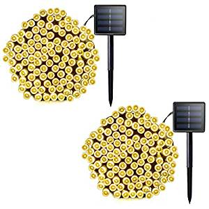 Lalapao Solar String Lights