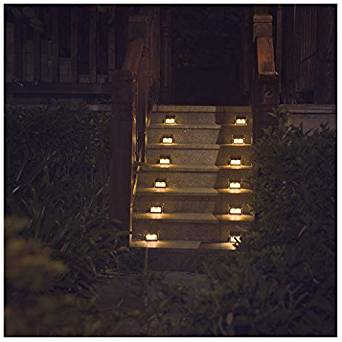 XLUX Solar Lights for Steps