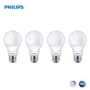 Philips LED Dimmable 4-Pack