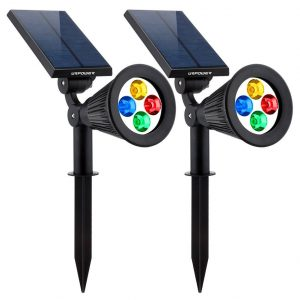 URPOWER 2-in-1 Solar Lights
