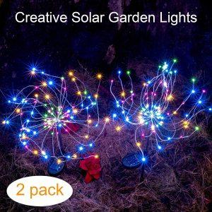 mopha Outdoor Solar Garden Decorative Lights