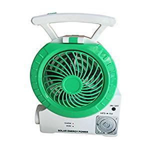 Hereta Multi-Function Solar Fan
