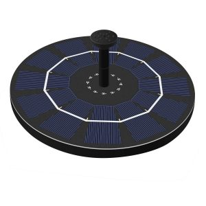 Cocofit Solar Water Fountain