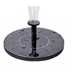 Smart Solar Ceramic Solar Cascade Fountain