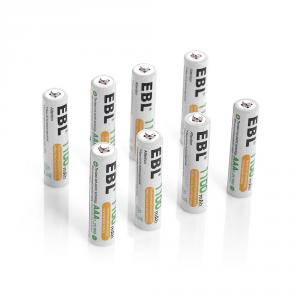 EBL AAA batteries