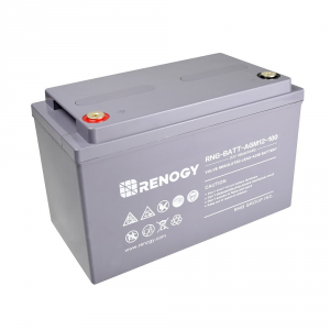 Renogy 100ah AGM battery