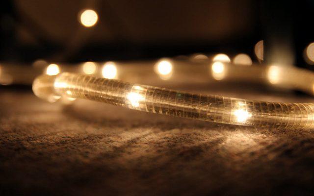 best solar rope lights