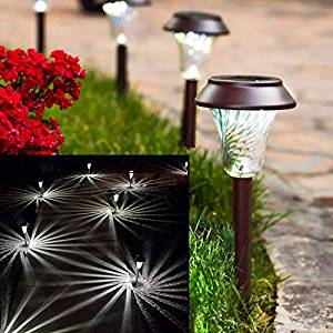 Enchanted Spaces Solar Path Lights