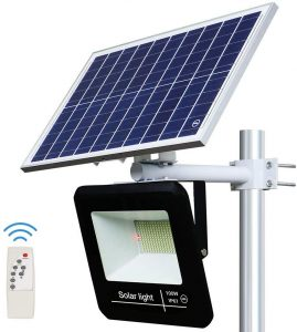 YQL 100W Outdoor LED Solar Street Light