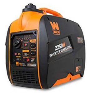 WEN 56225i 2,250-Watt Portable Inverter Generator