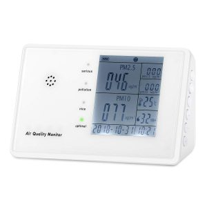 YVELINES Air Quality Monitor