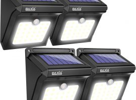 BAXIA TECHNOLOGY Solar Lights