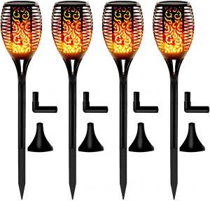 Otdair Solar Torch Lights