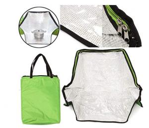 Green Ultra-Portable Cooker