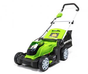 Greenworks 17 inch Cordless Mower