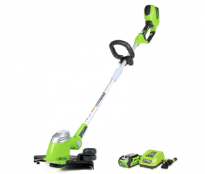 Greenworks Cordless String Trimmer and Edger
