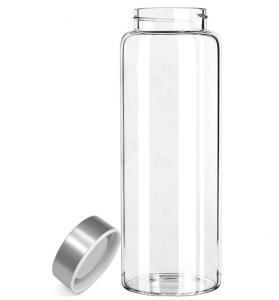 Kablo Glass Water Bottle