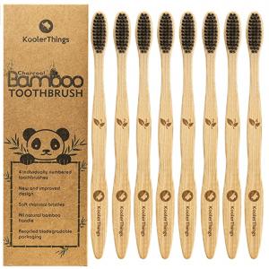 KoolerThings Bamboo Toothbrushes