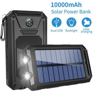 GRDE Solar Power Bank